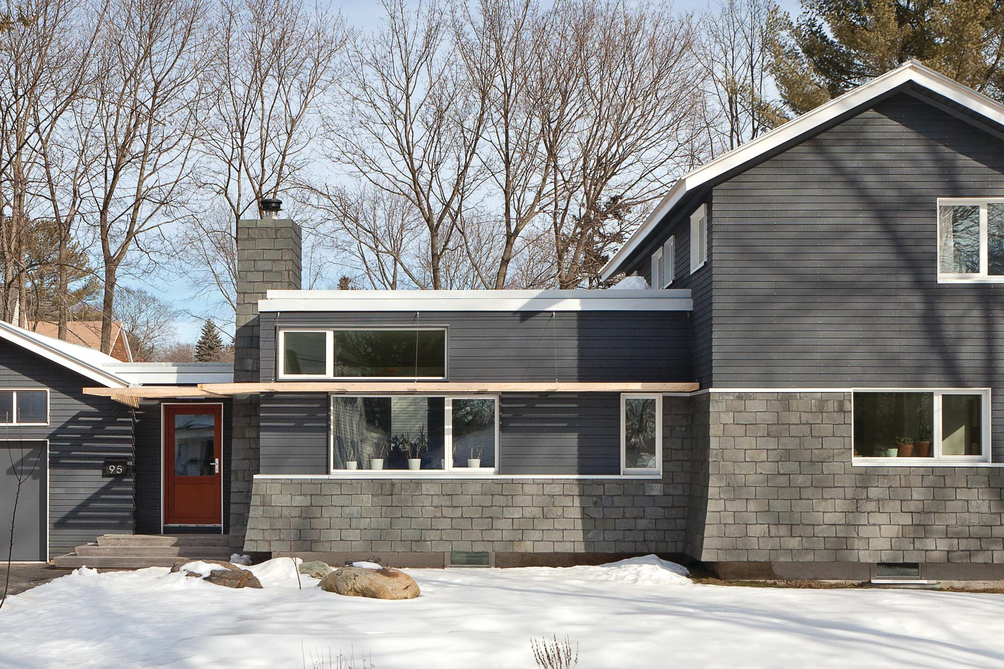 Upward Mobility In Maine Residential Architect Reuse
