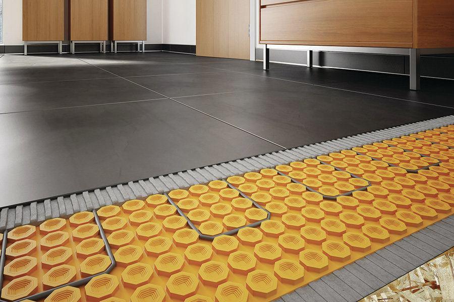 Schluter Systems Ditra Heat System Jlc Online Flooring