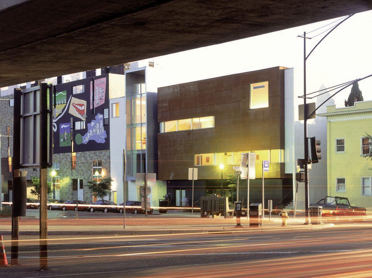 The titan san diego calif residential architect for Residential architect design awards