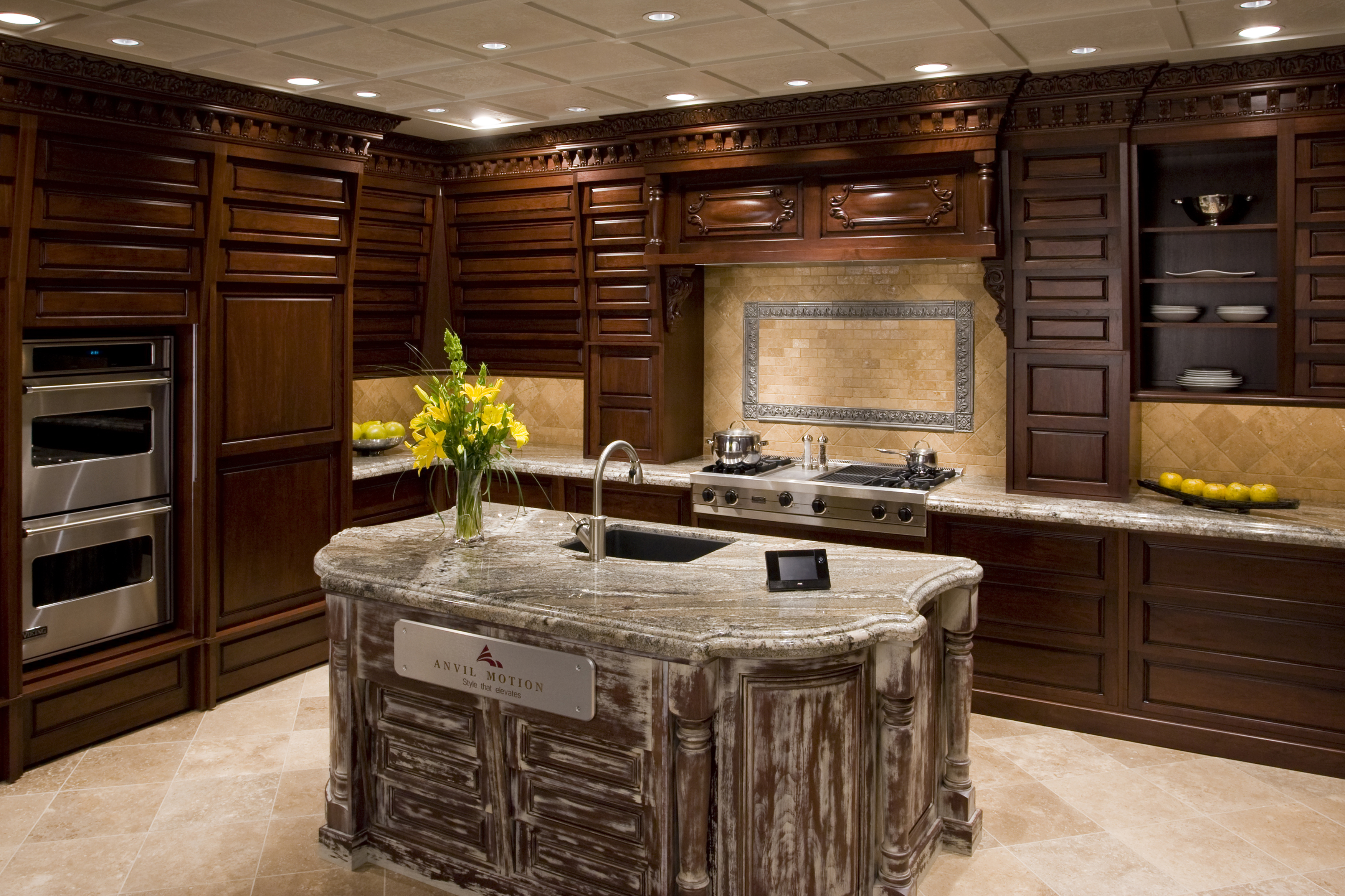 Kitchen Cabinets That Open With A Wave Of A Homeowner 39 S Hand Remodeling Kitchen Products