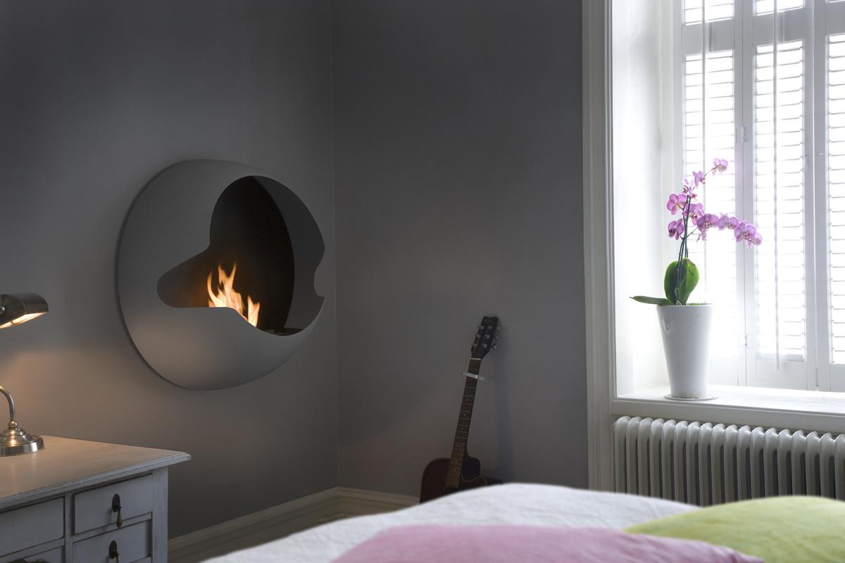Object of the moment cupola by vauni architect magazine - Camino in camera da letto ...