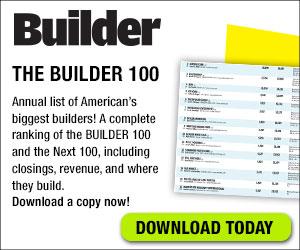 2016 Builder 100 report