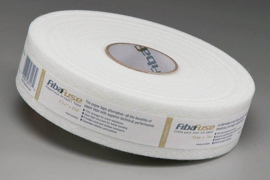 Fibafuse Paperless Drywall Tape Jlc Online Drywall