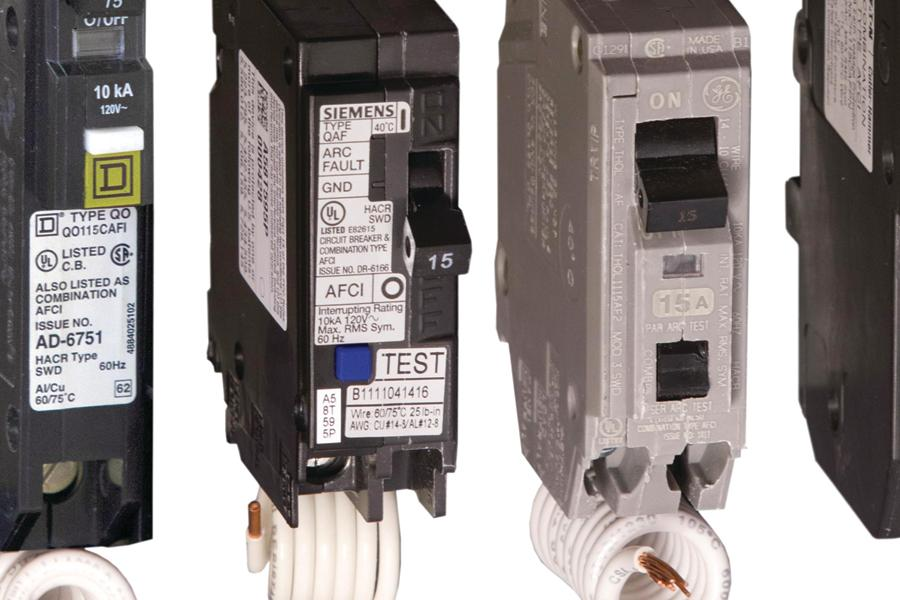 Changes To Requirements For Arc Fault Circuit Interrupters