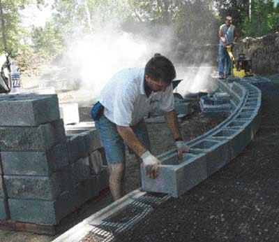 Segmental Block Retaining Walls Jlc Online Engineering