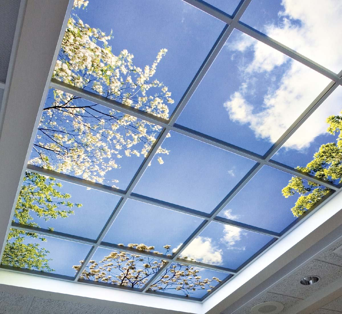 Programmable Skyceiling By Sky Factory Architect