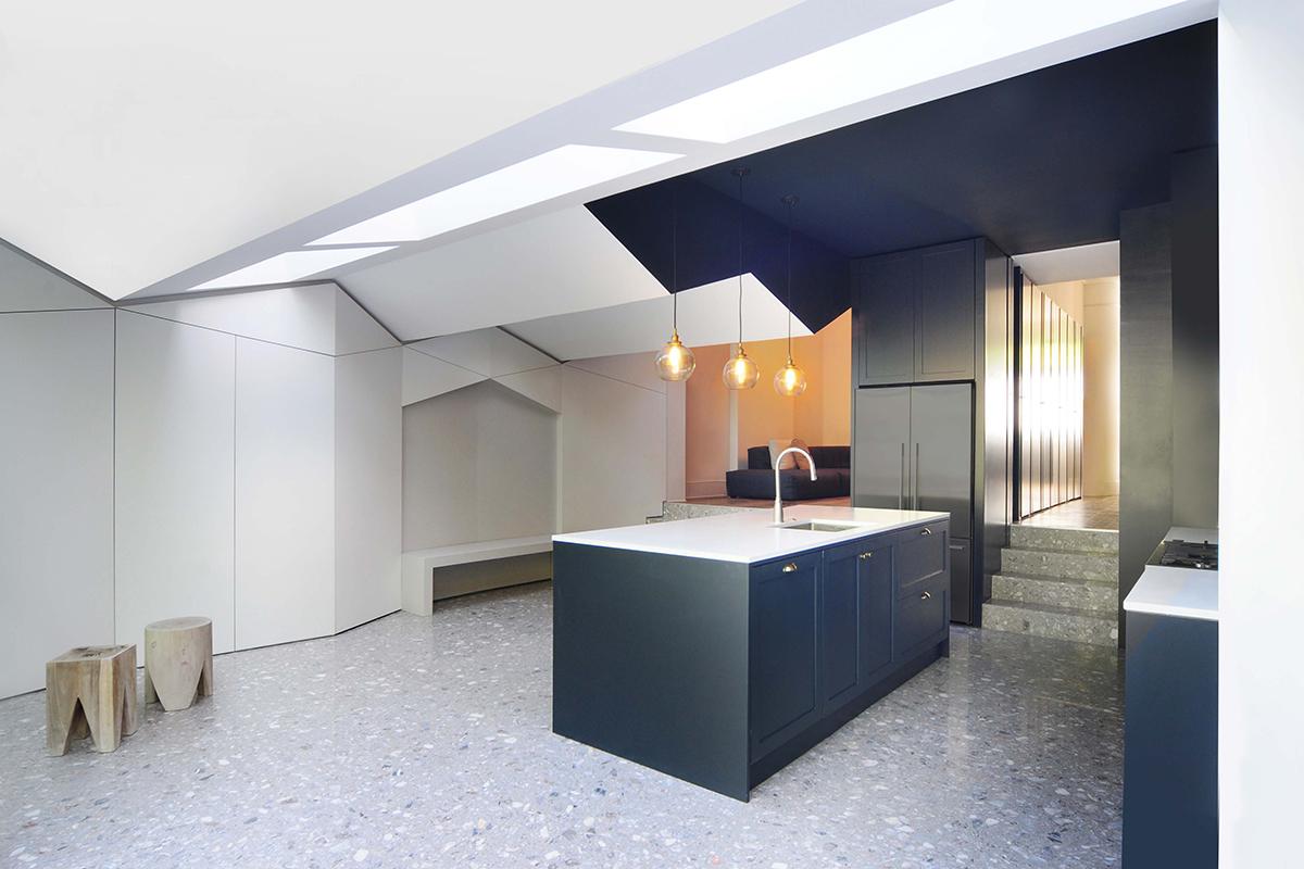 folds architect magazine bureau de change single family addition