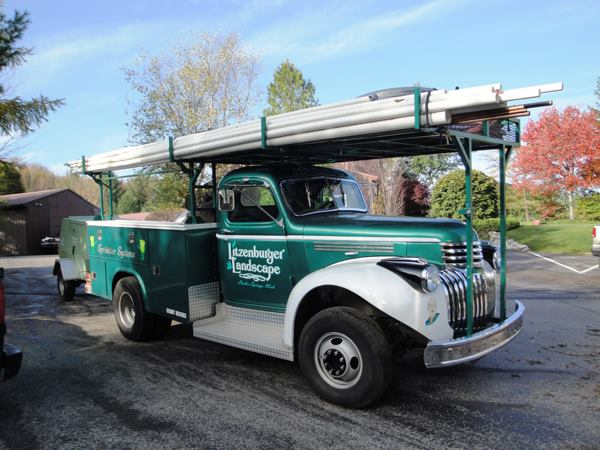 An Awesome Fleet Of Vintage Work Trucks Jlc Online
