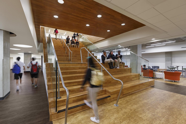 E3 civic high architect magazine lpa inc san diego - Top interior design schools in california ...