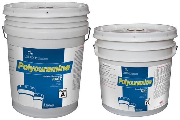 Citadel Floor Finishing Systems Polycuramine Concrete