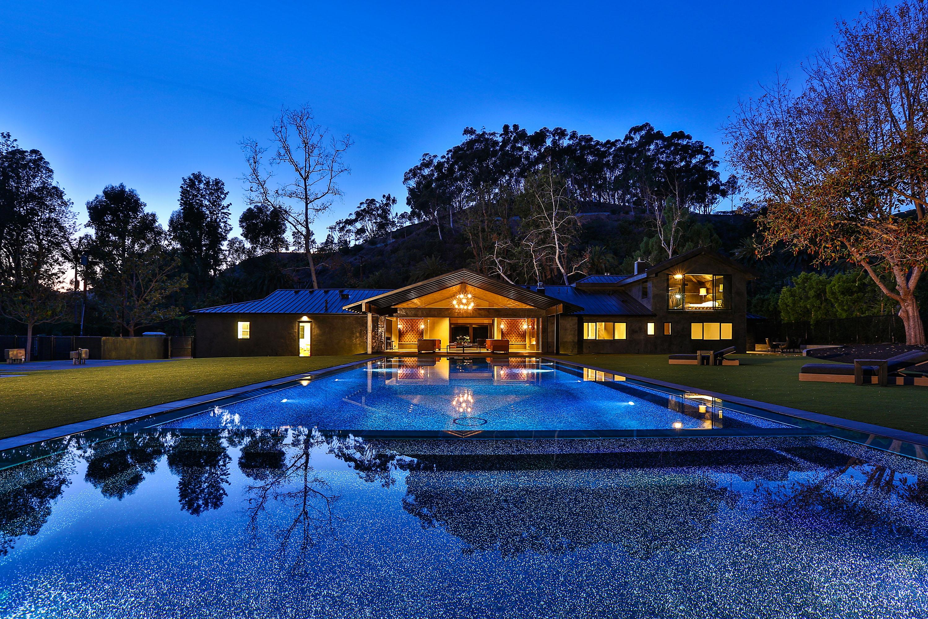 Serra Road Lake House Architect Magazine Burdge