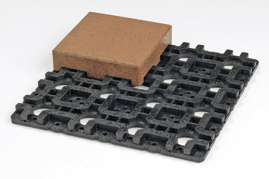 Azek Standard And Resurfacing Pavers Professional Deck