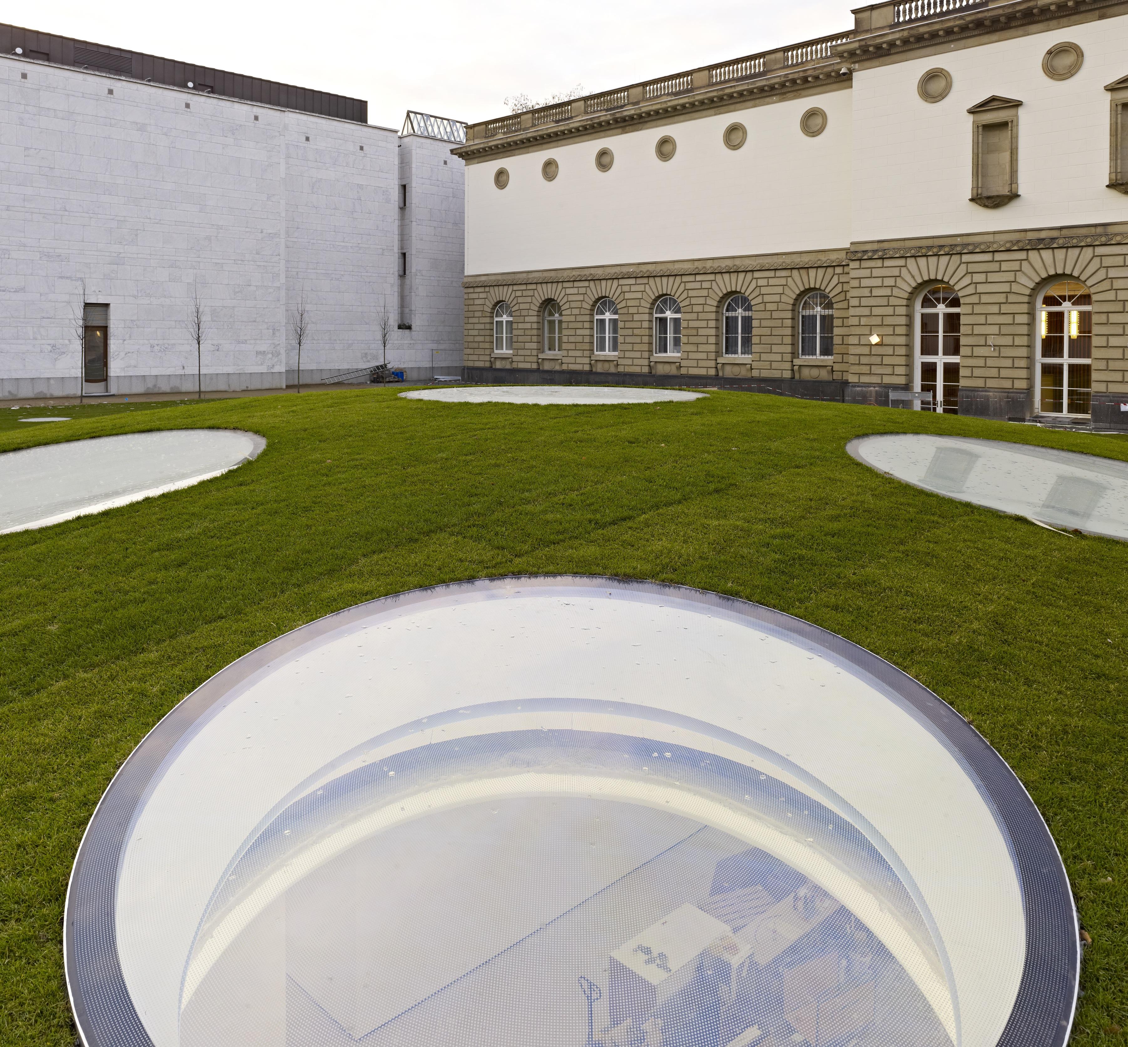 St del museum architect magazine schneider schumacher for Design museum frankfurt
