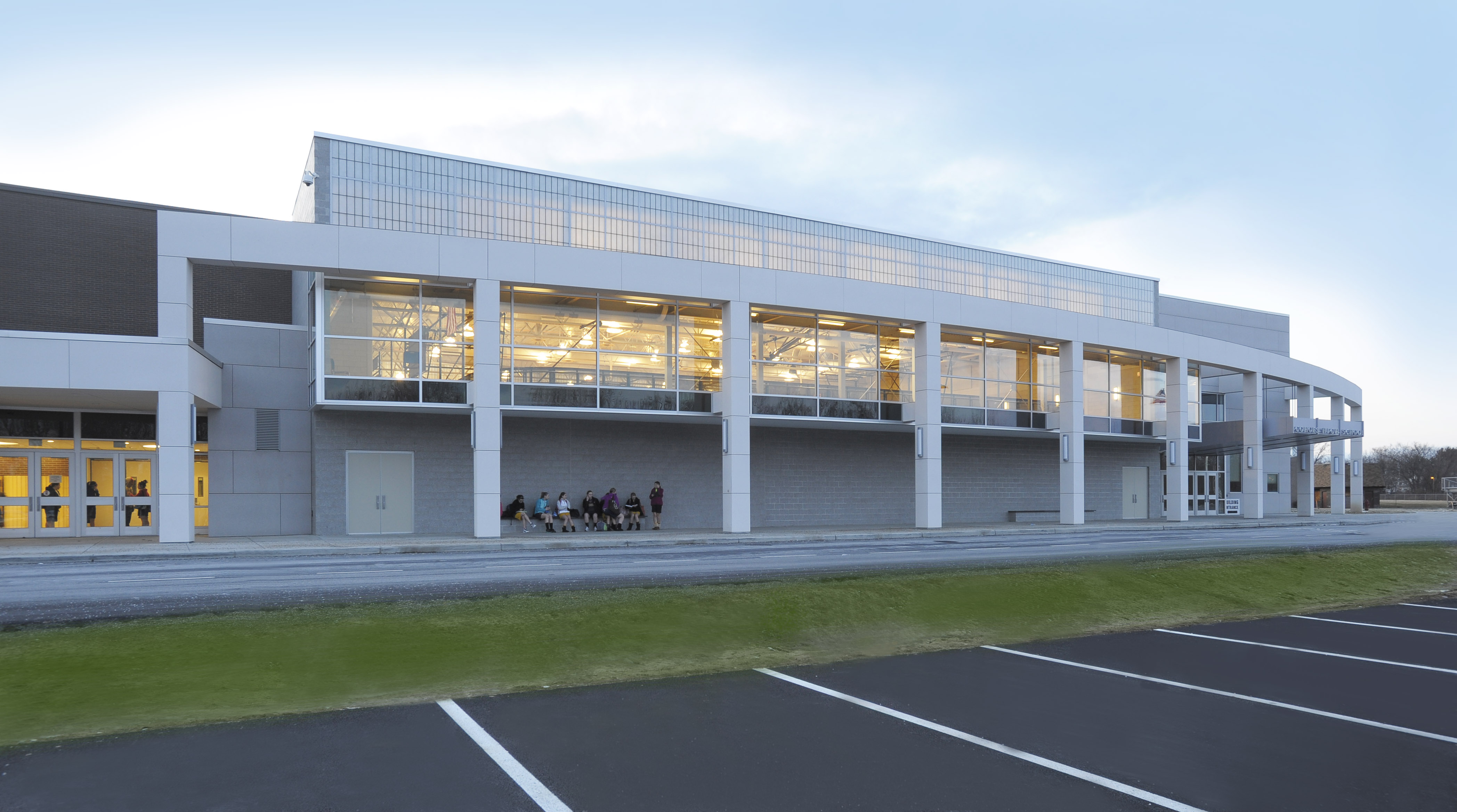 additions and renovations to cohoes high school