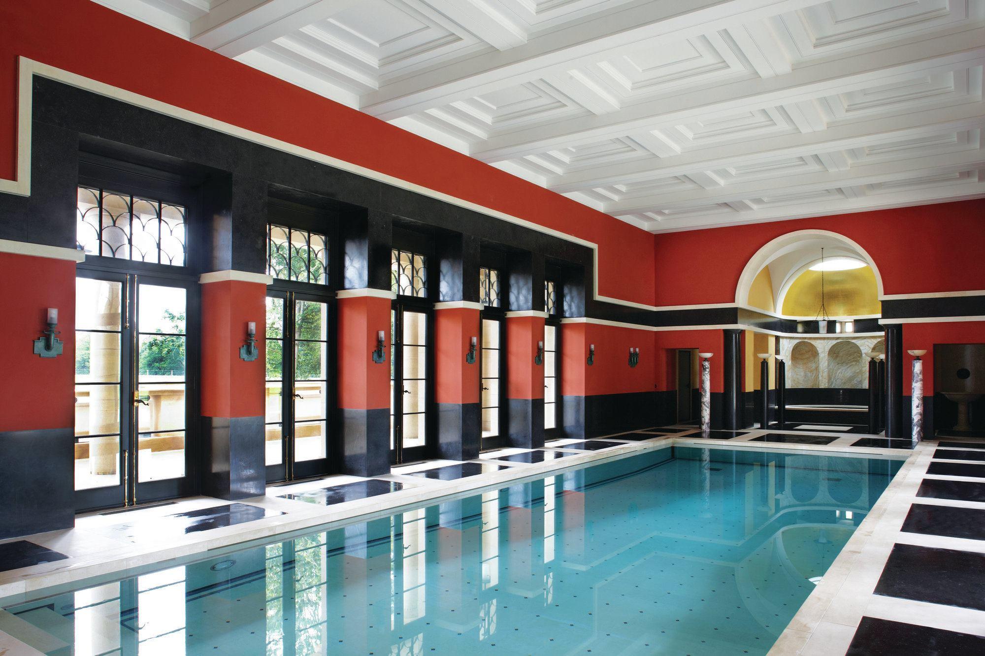 Williamstrip Bath House Designed By Craig Hamilton