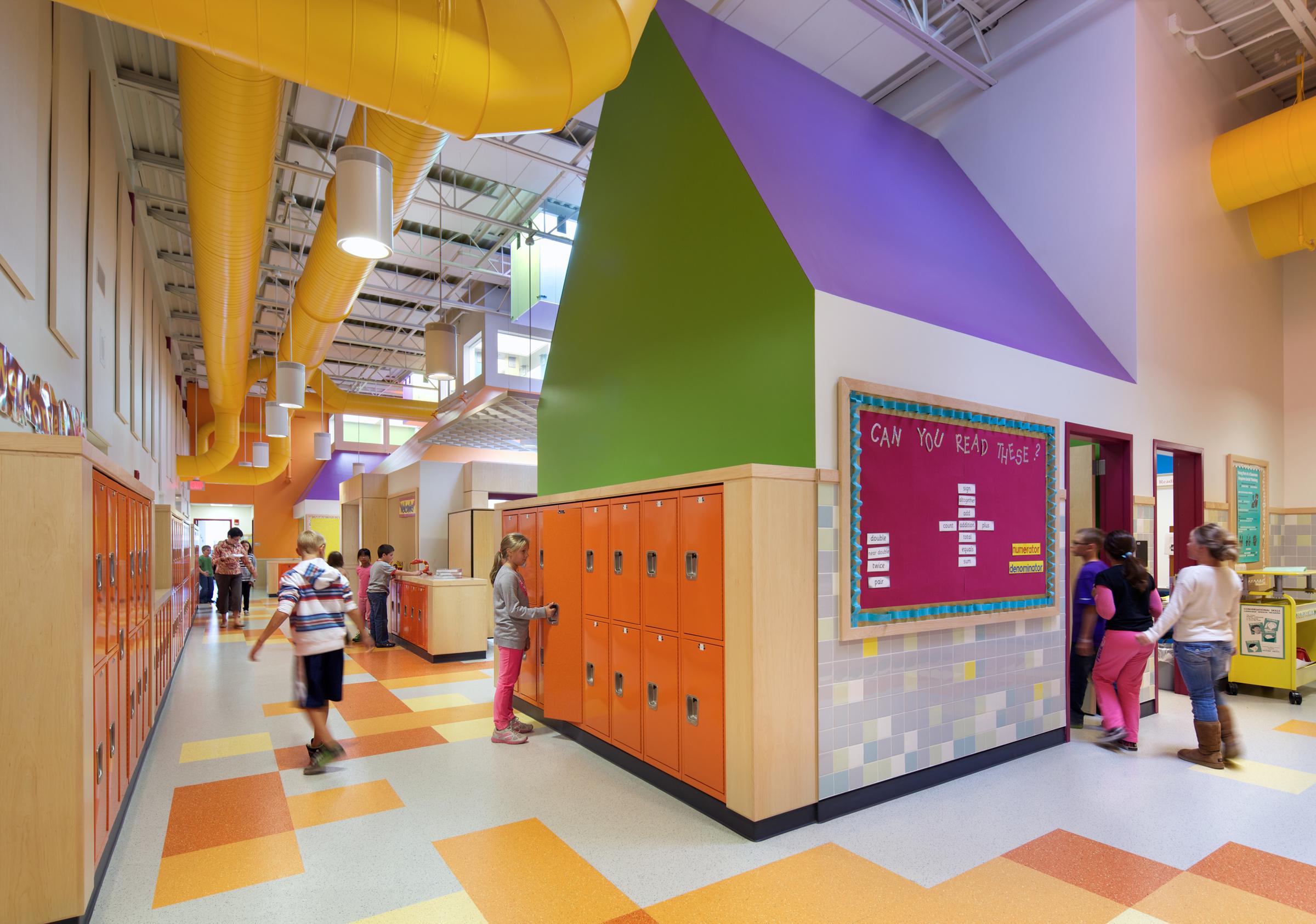 Concord Schools Abbot Downing Christa Mcauliffe Mill Brook Architect Magazine Hmfh