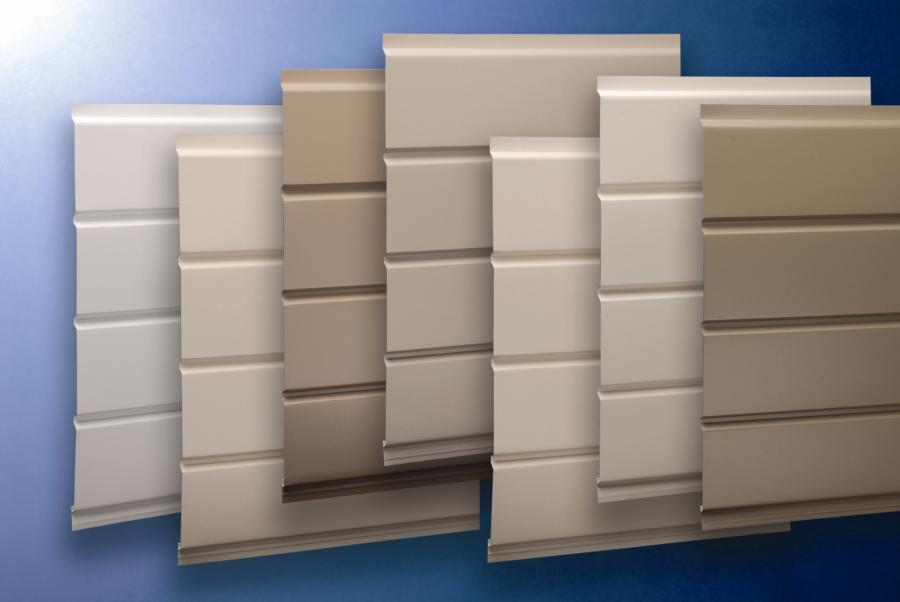 Rollex Aluminum Trim In Seven New Colors Remodeling