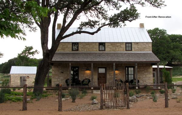 Texas Hill Country Homestead Stays True To Its Roots