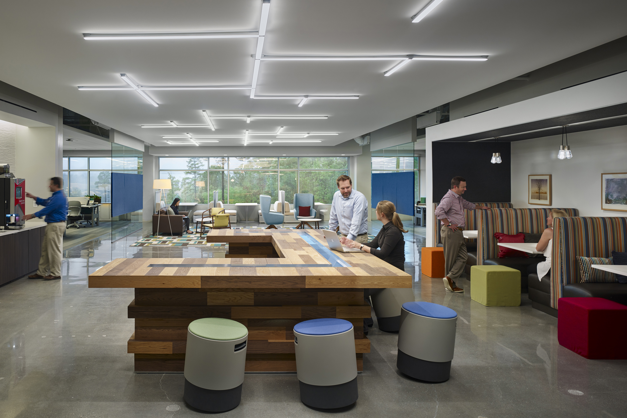 What gensler 39 s workplace survey tells us about the future for Office design of the future