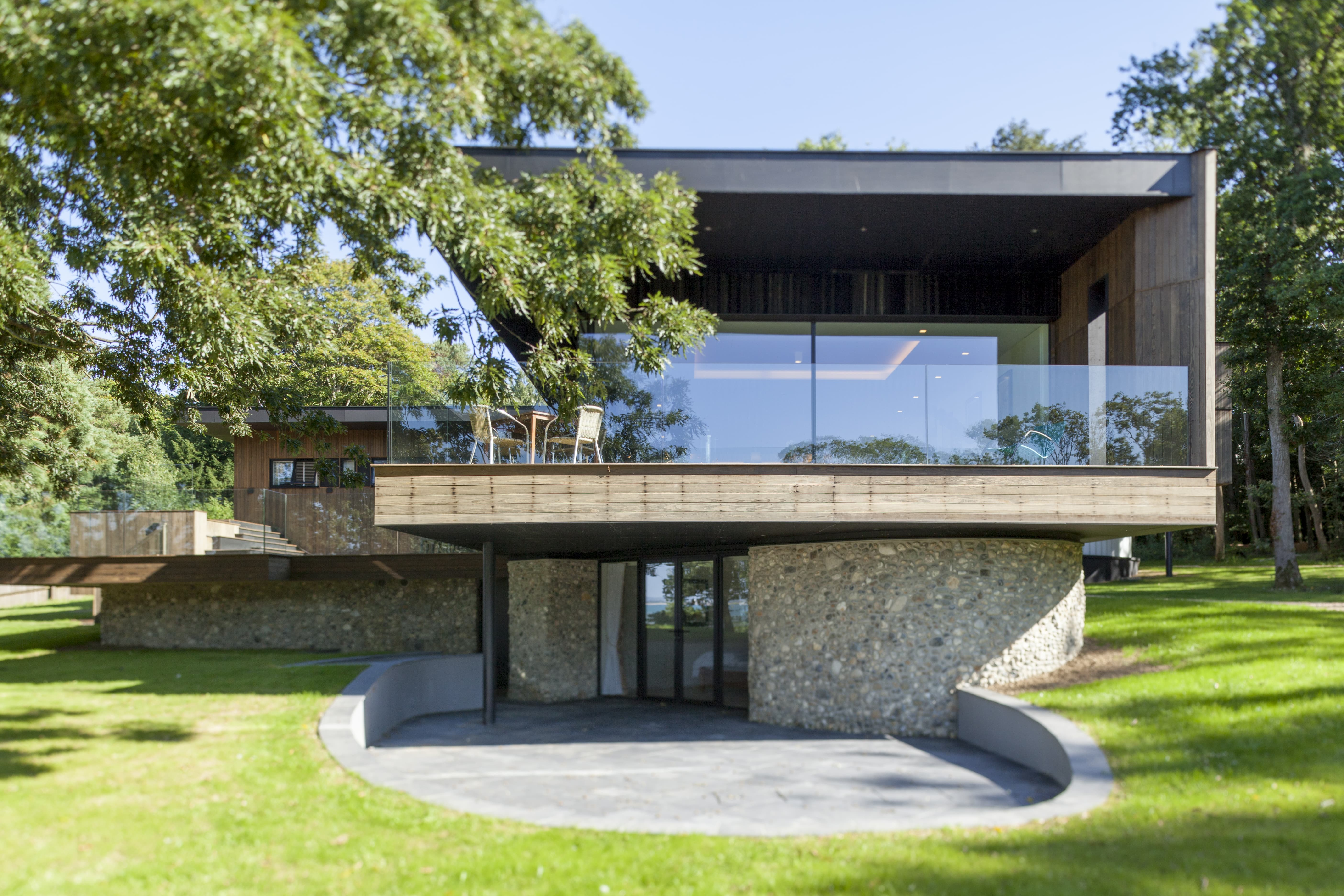 The Invisible House Residential Architect Isle Of