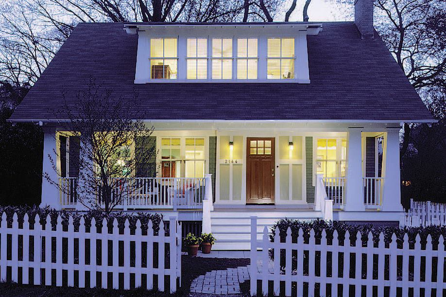 Arlington Va Residence Custom Home Magazine Design