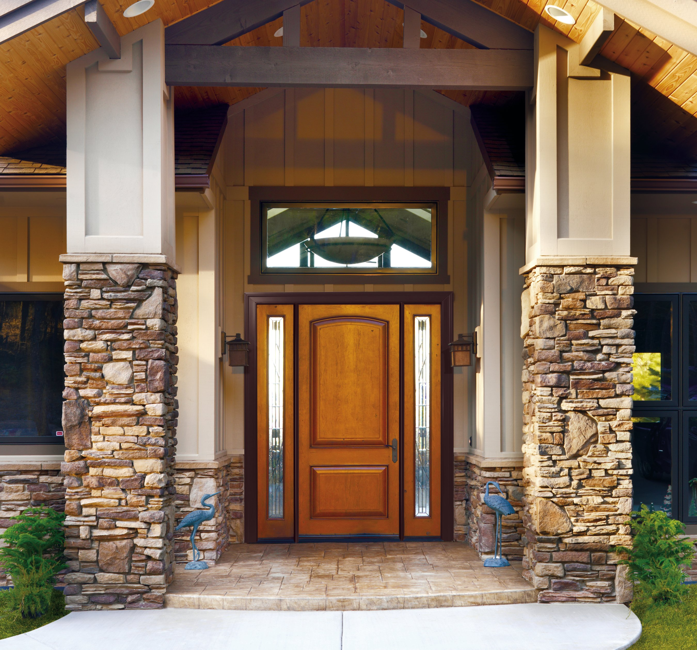 2518 #AB6920 Jeld Wen Clad Door Frames Remodeling Doors Wood Entryway  pic Clad Wood Doors 47212700