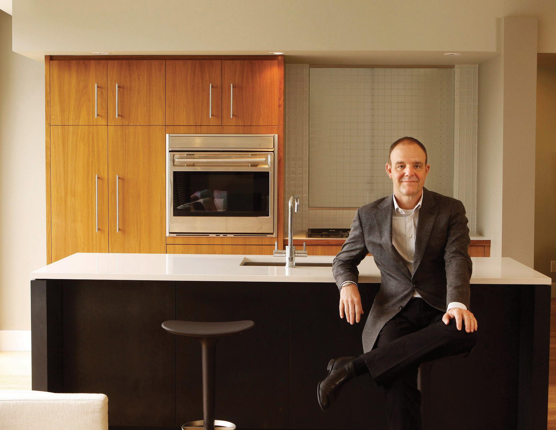 Rising star john brown raic residential architect architects award winners design build