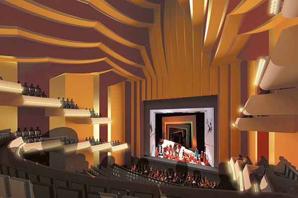 opera house acoustics Acoustics of italian opera houses: a cultural heritage the italian opera house awareness that the acoustics of historical spaces for opera and music is a.