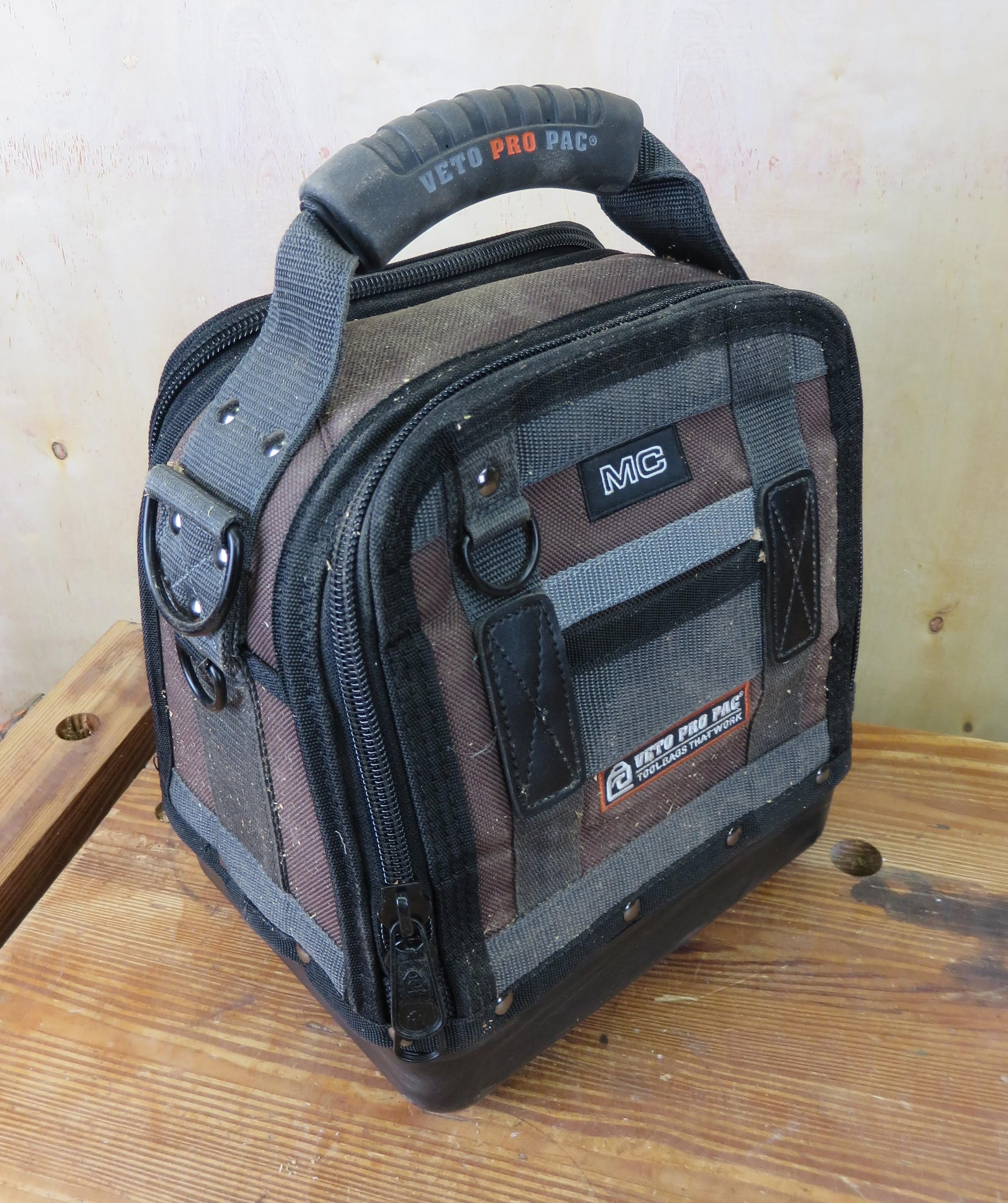 Veto Pro Pac Mc Bag Tools Of The Trade Tool Boxes And
