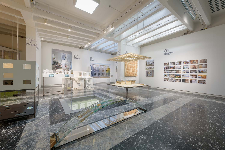 2016 Venice Biennale Japan Pavilion En Art Of Nexus Architect Magazine