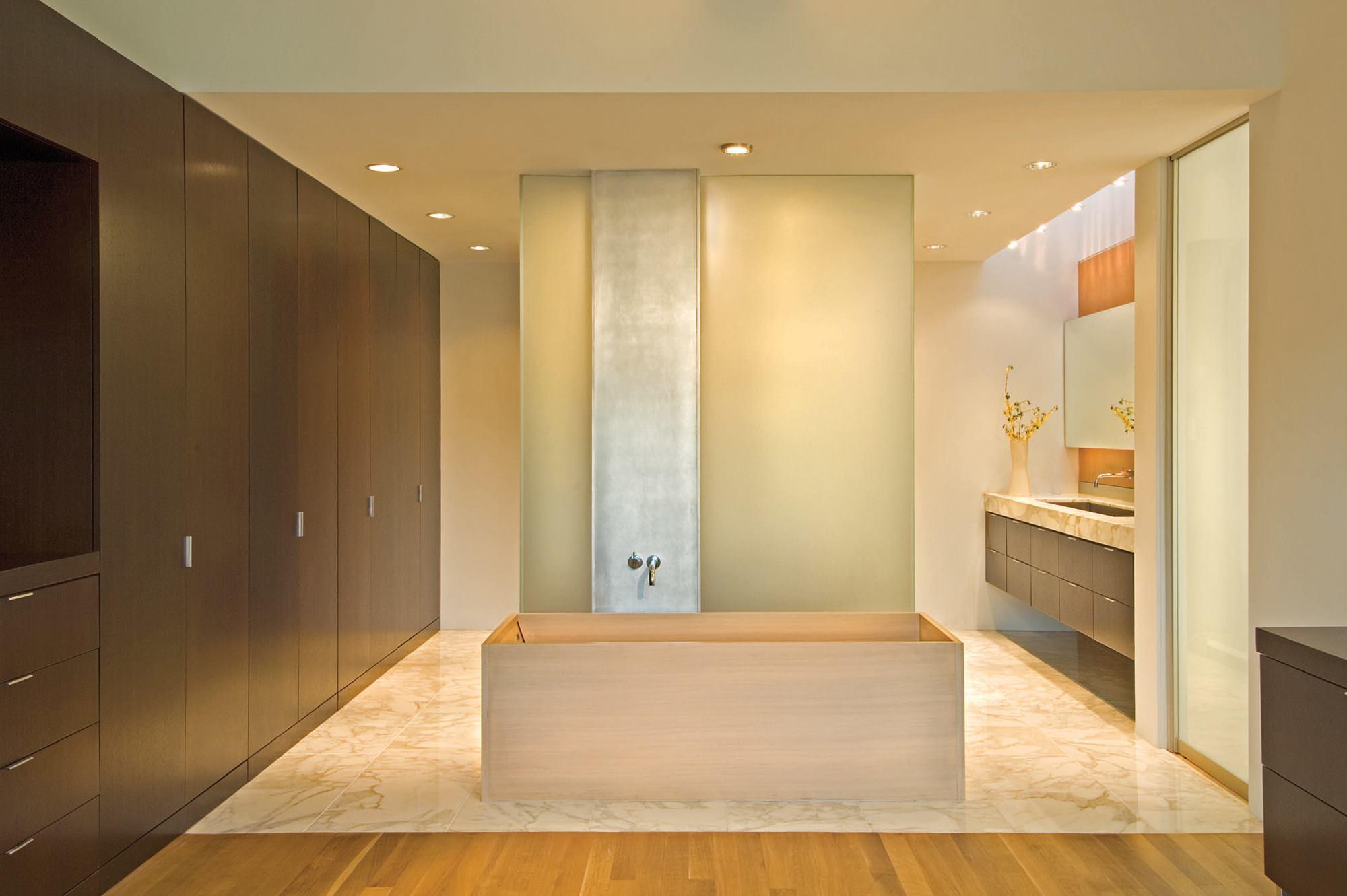 Suite 4511 Washington D C Custom Home Magazine Bath Fixtures Design Award Winners