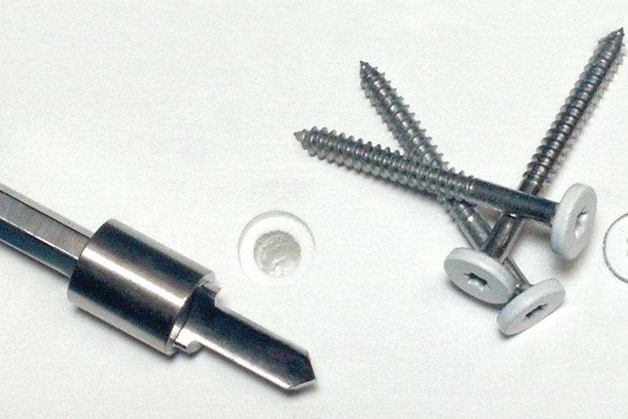 Splitstop Fascia Screw Installation Kit Professional