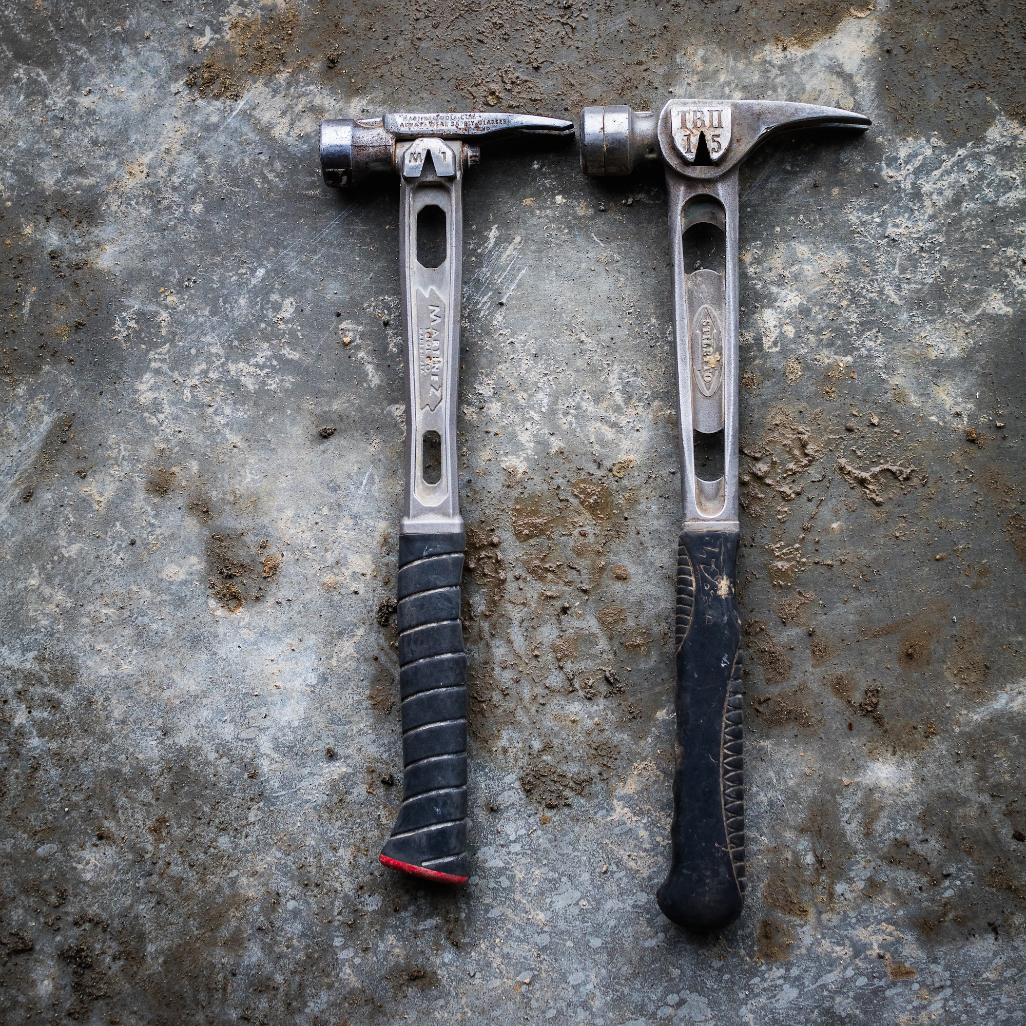 Field Tested The Martinez M1 Titanium Handled Hammers