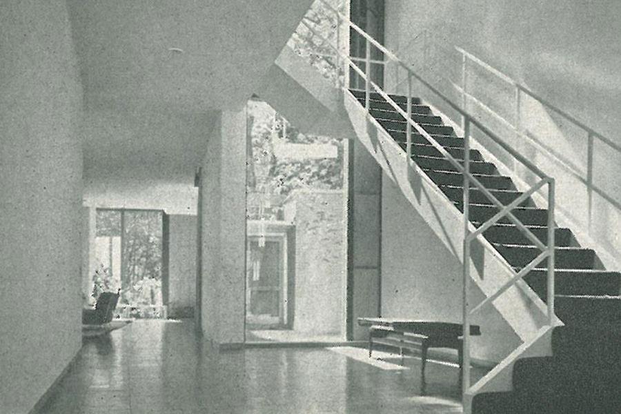 Q a landmarking mid century modern residential for Mid century modern residential architecture