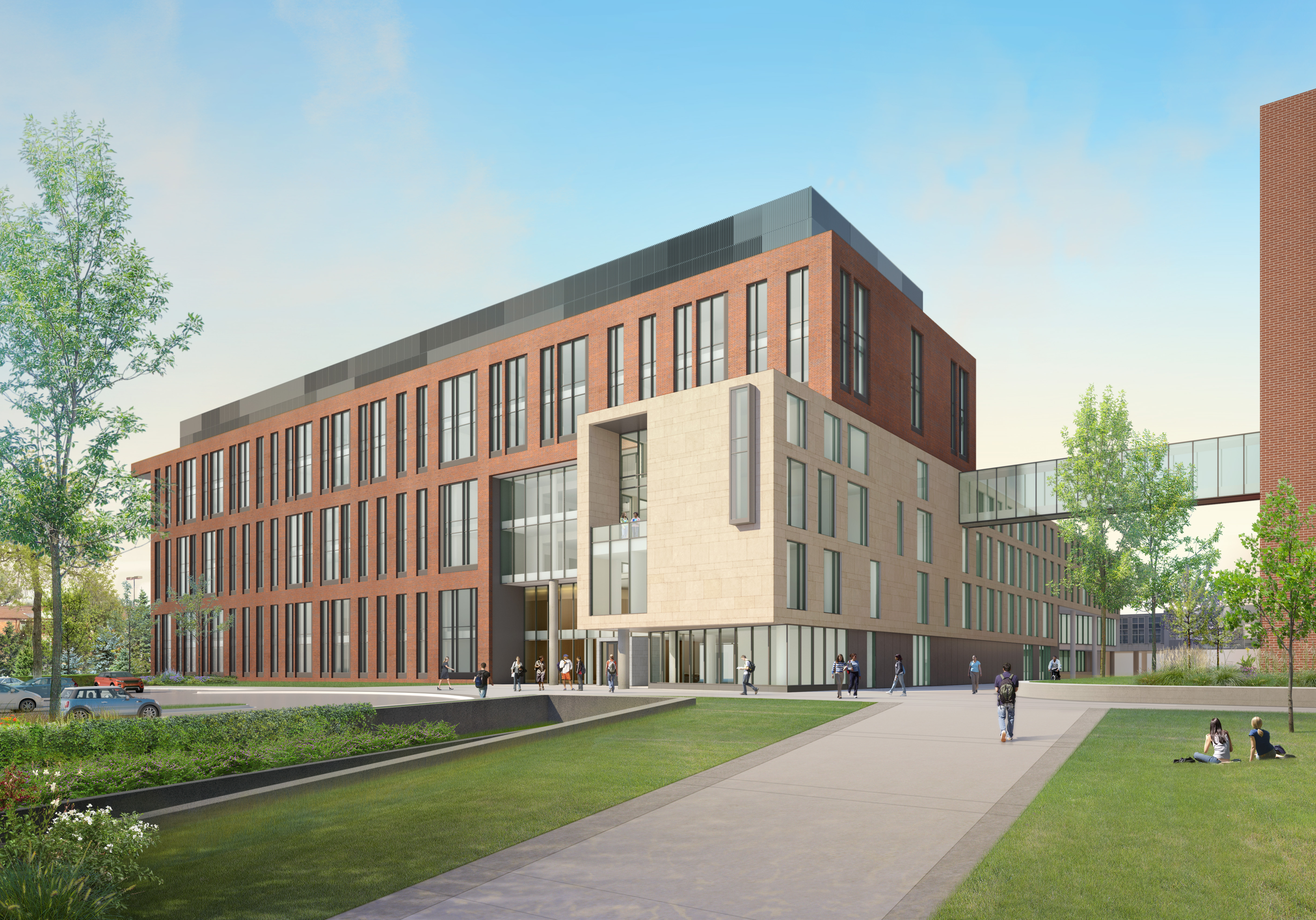 University Of Kentucky: HGA Tapped As Lead Architect For University Of Kentucky