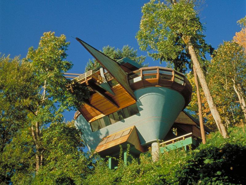 Tour four fantastic robert oshatz homes in portland ore for Home designers portland oregon