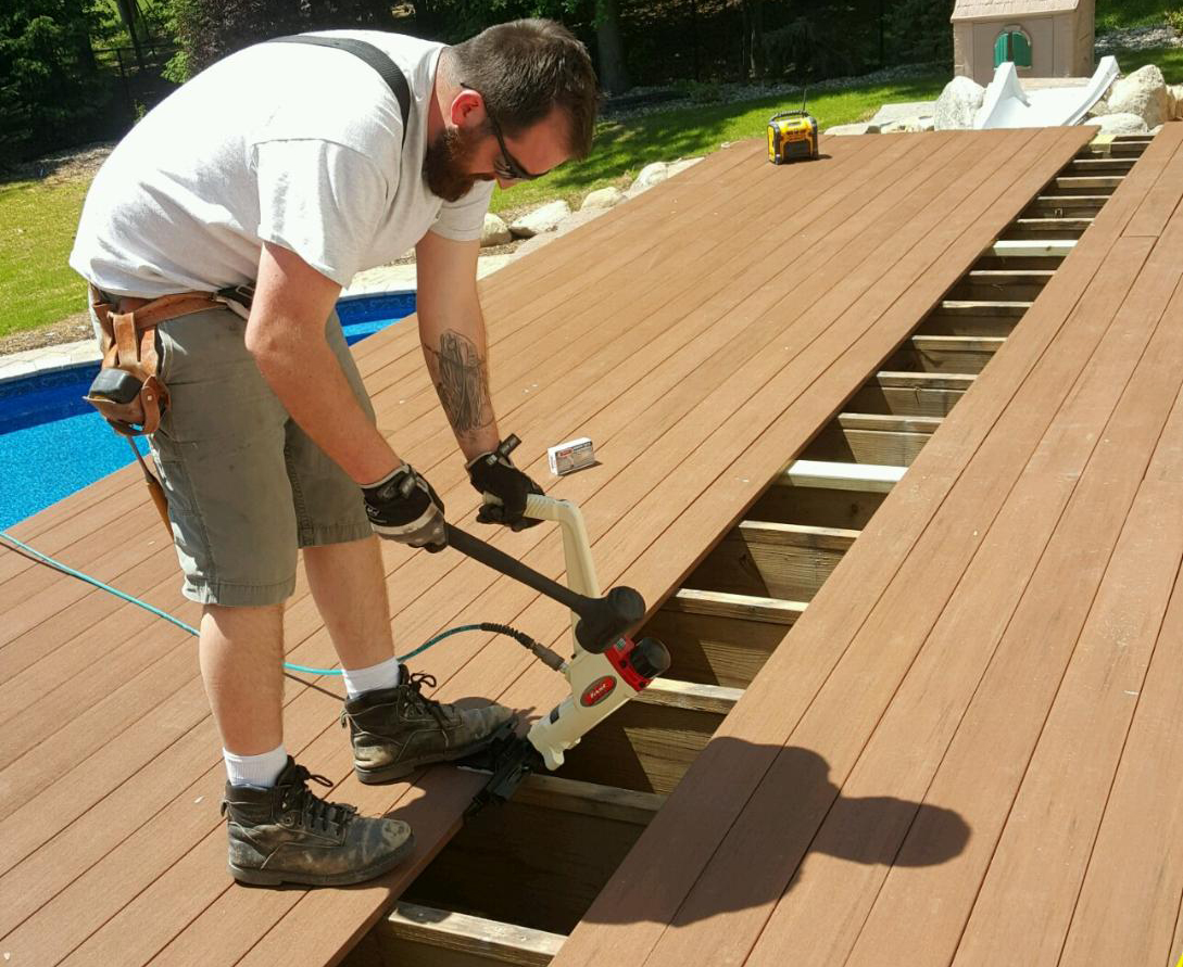 Hidden Fasteners For Decks Professional Deck Builder