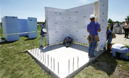Concrete Safe Rooms Concrete Construction Magazine