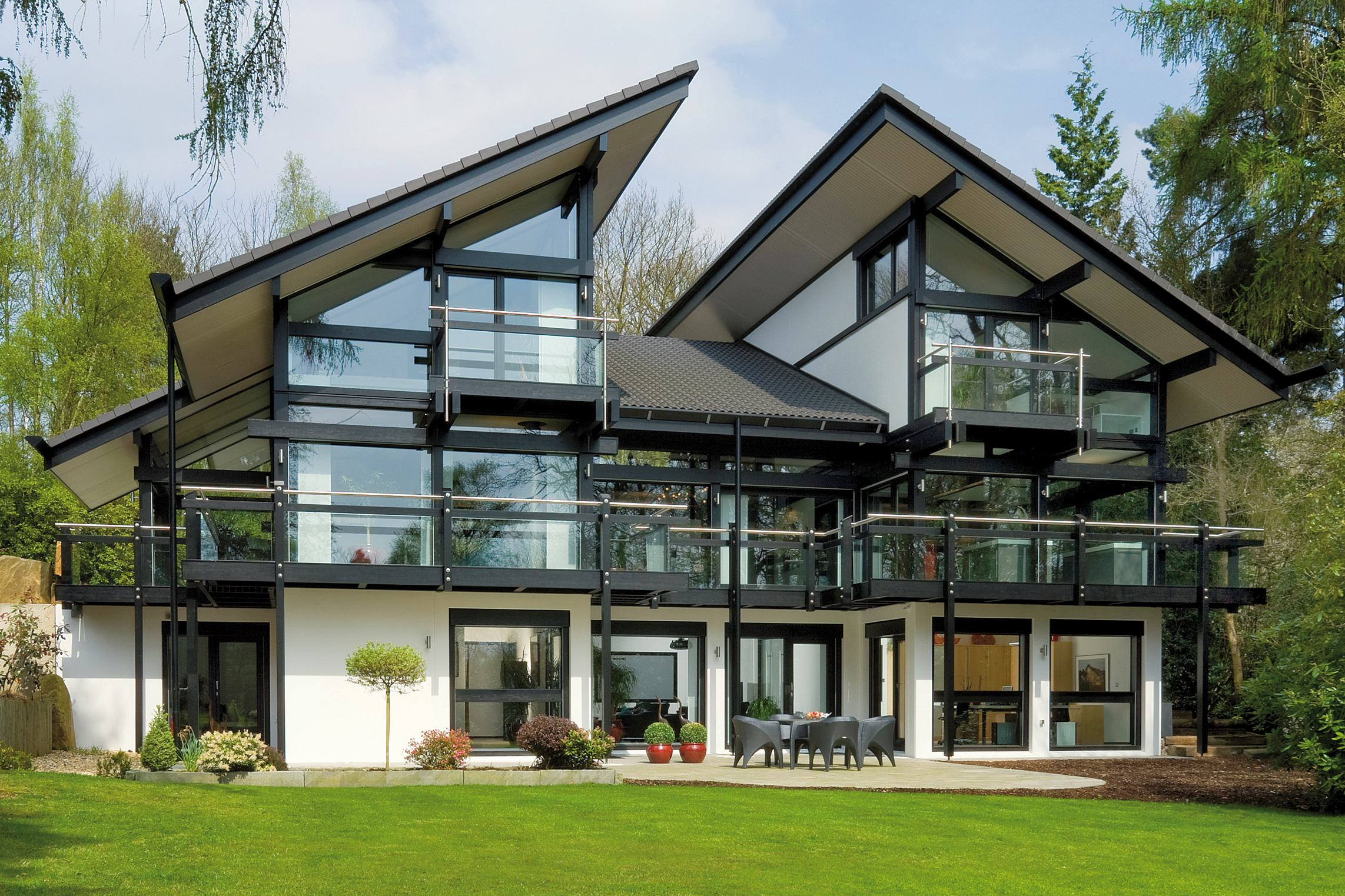 Germany based modular home supplier sets its sights on for Modular haus deutschland