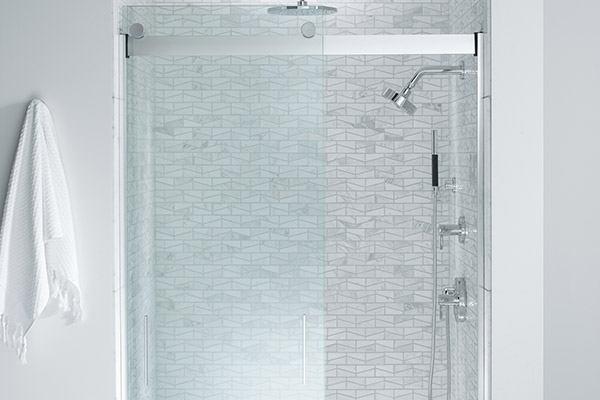 Product Levity Kohler Builder Magazine Bath Doors