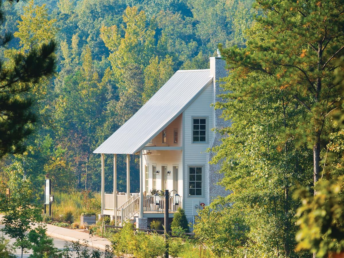 Case Study Earthcraft Cottage Home In Georgia 39 S