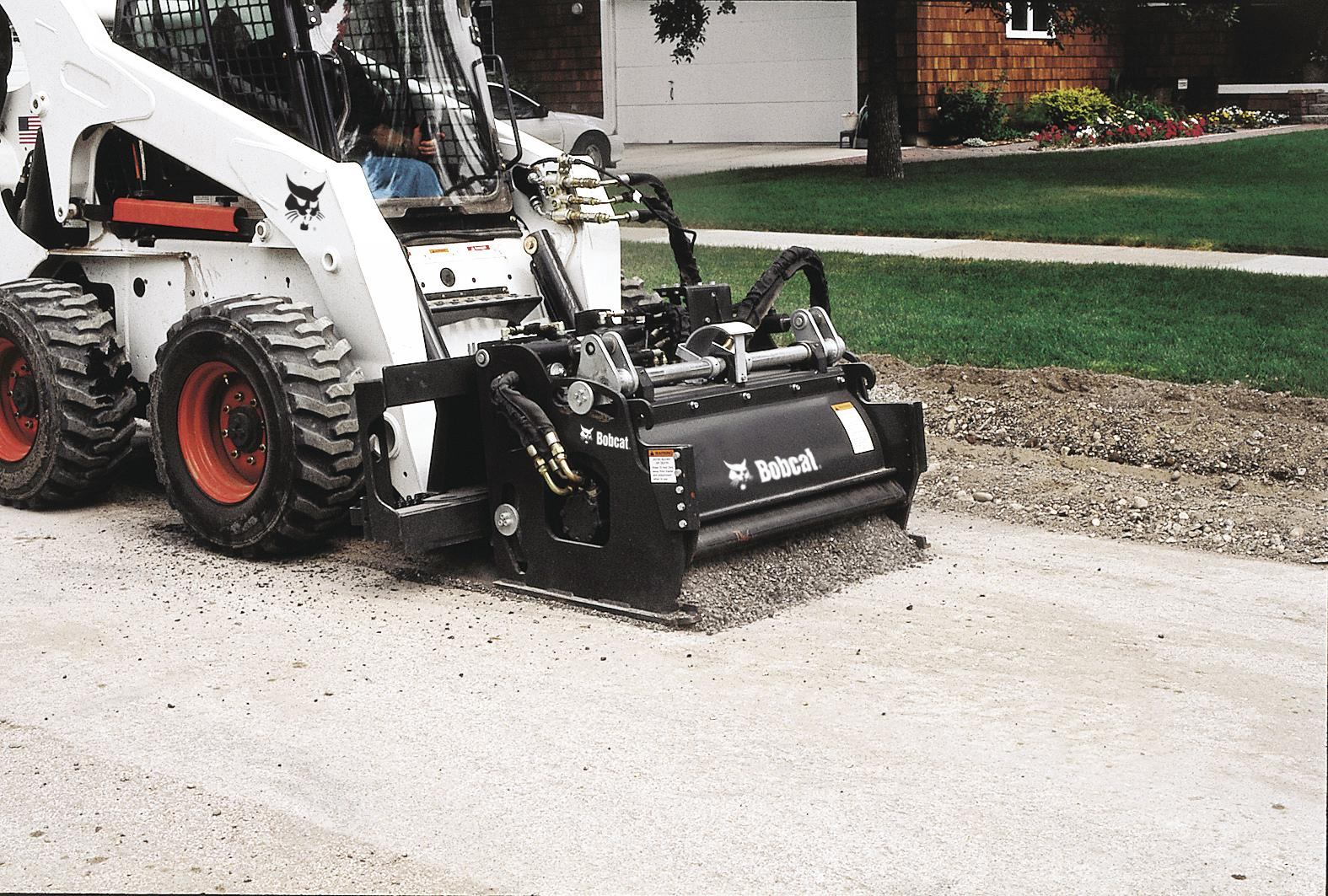 Bobcat Planer Attachments Concrete Construction Magazine