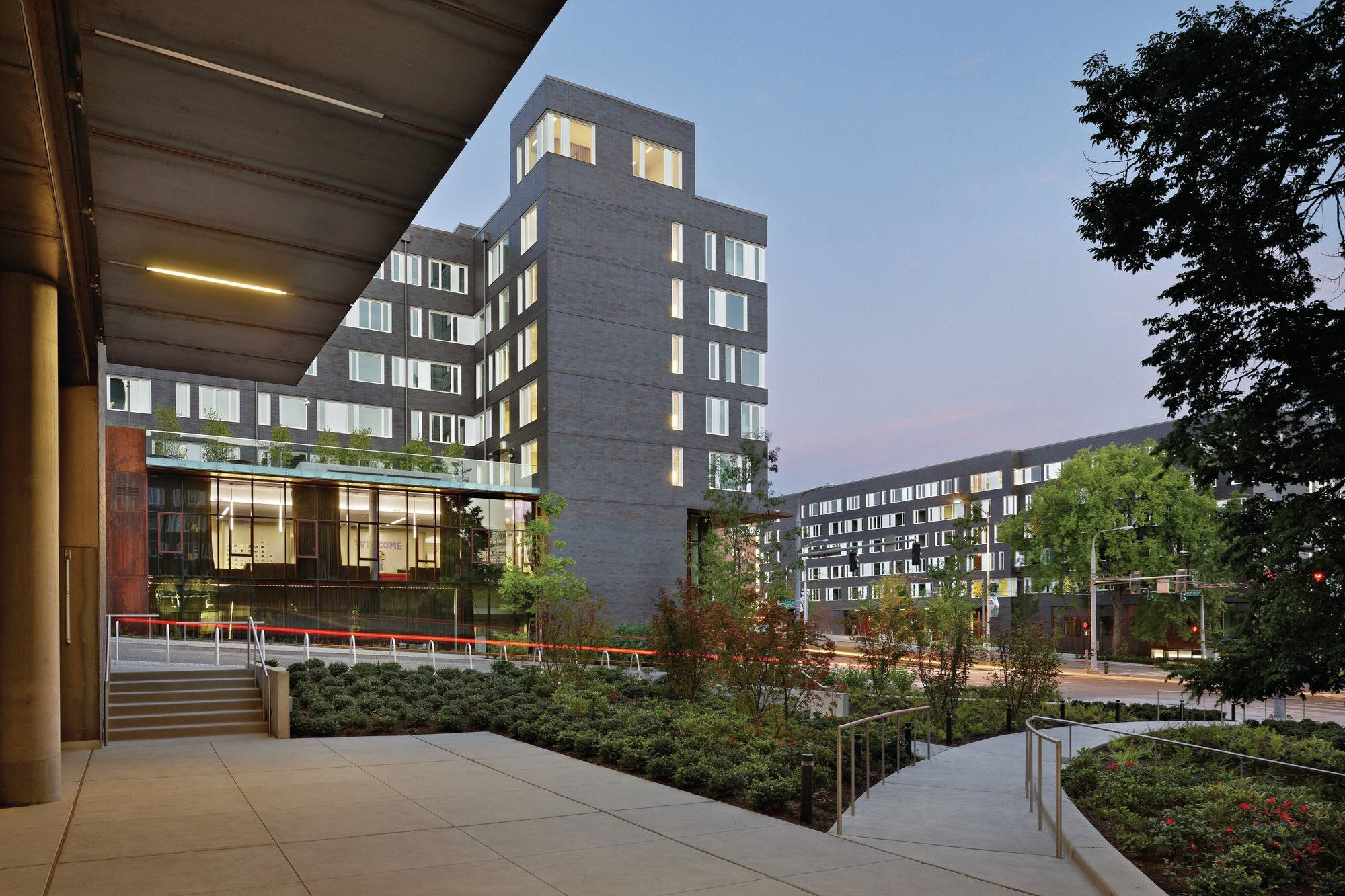 University Of Washington West Campus Housing Phase One