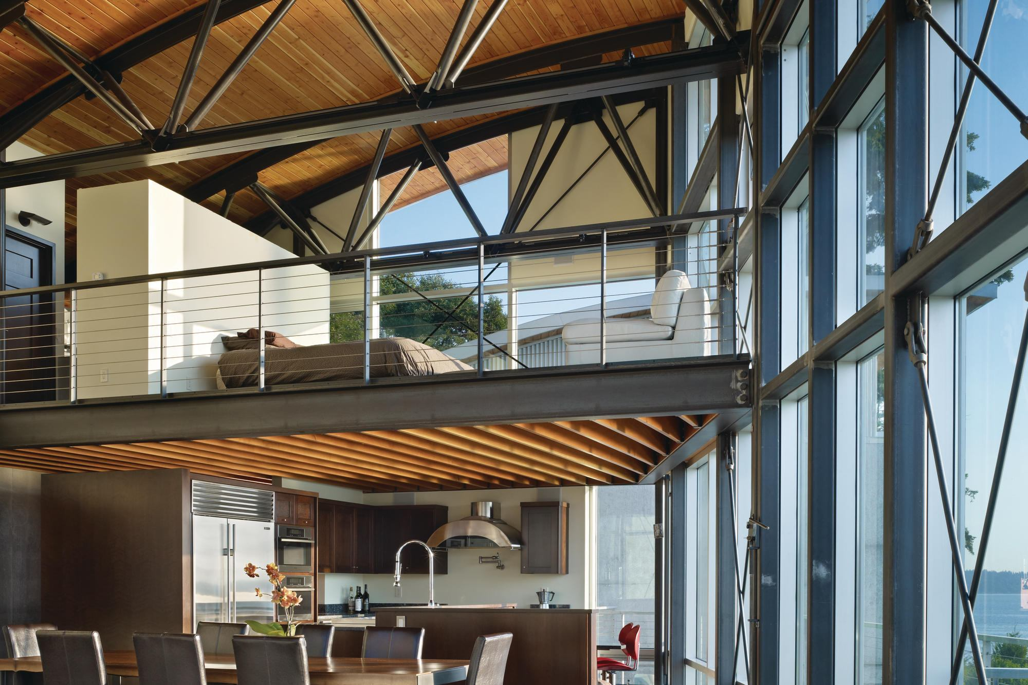 West Seattle Residence Builder Magazine Design Award