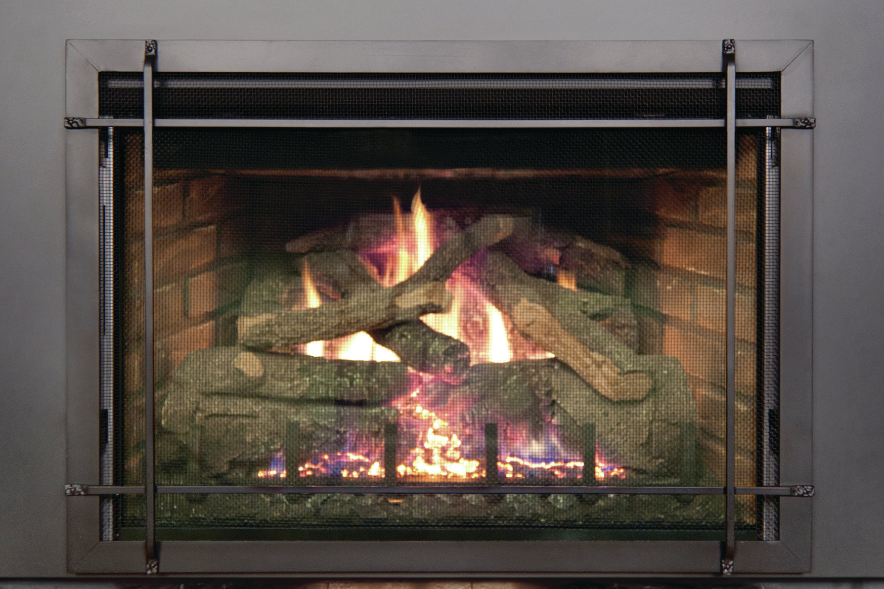 Rh Peterson 39 S Real Fyre Direct Vent Gas Inserts Remodeling Fireplaces Heating Guy Peterson