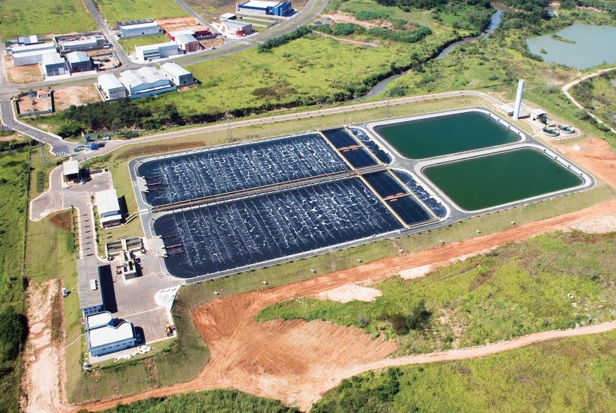 Biolac Wastewater Treatment System From Parkson Public