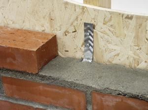 Proper Use Of Anchorsmasonry Construction Anchors Brick