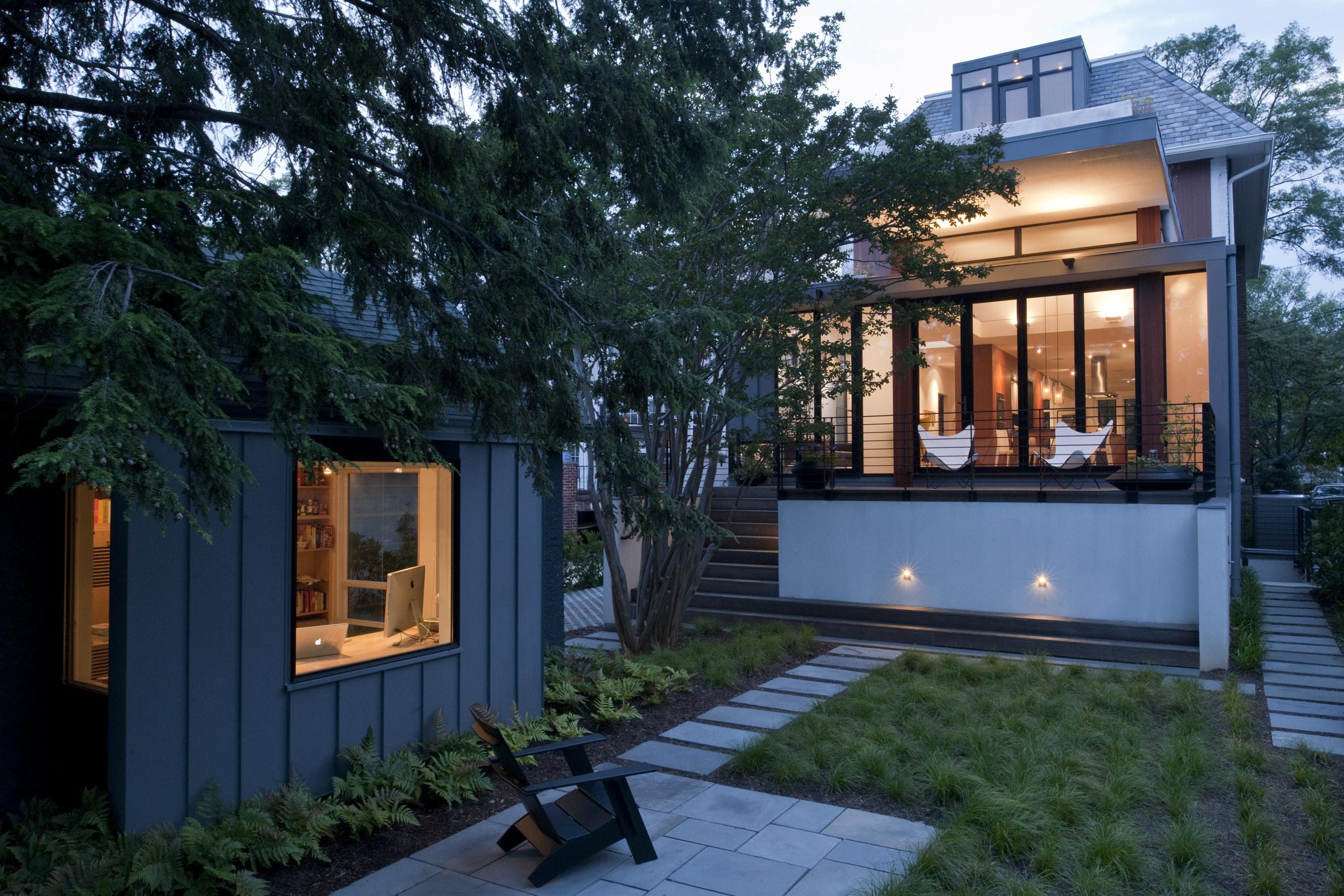 Cleveland Park House Studio Architect Magazine