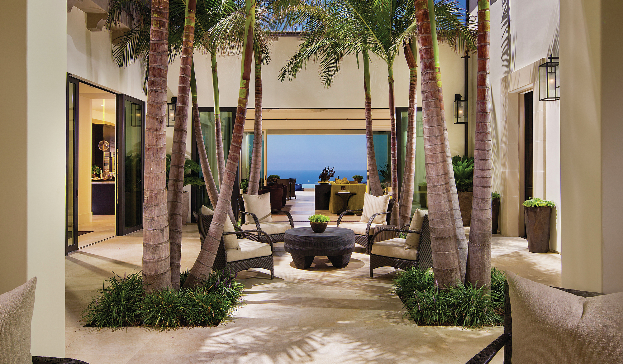 Coral Crest Home Takes In Pacific Views Builder Magazine