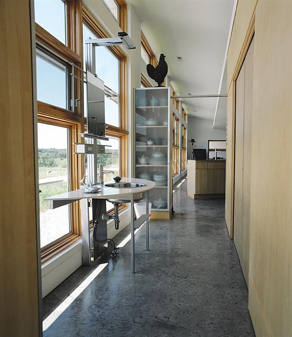 Kansas longhouse residential architect rockhill and for Residential architect design awards